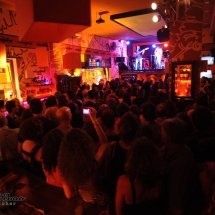 Crónica del concierto de Barco a Venus en Búho Club