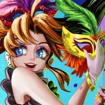 Mundo Manga en el Carnaval de Granadilla