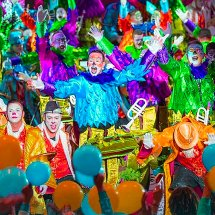 Carnaval en Santa Cruz de Tenerife 2018
