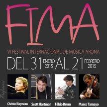 Festival Internacional de Música de Arona 2015