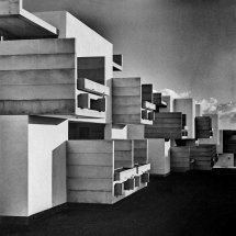 Brutalismo en TEA. Materia contemporánea. 50 años de arquitectura