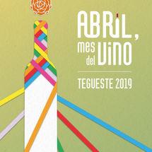 Programa Abril mes del vino ruta de la tapa tegueste