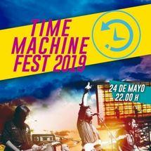 Time Machine festival la pista bulgara mayo 2019 aguere cultural la laguna