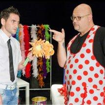 Dos hombres solos, Teatro Leal, noviembre 2014