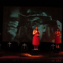 Burka Teatro y El Teatro Azul en el Festival Encuentros 2018