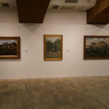 El paisaje en la Colección Gerstenmaier en La Palma