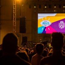 Escritura en vivo y espectáculos literarios II Festival Índice
