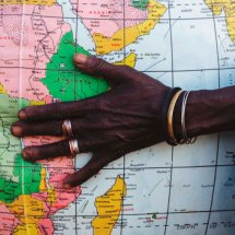La Laguna, Encuentro con África 2017