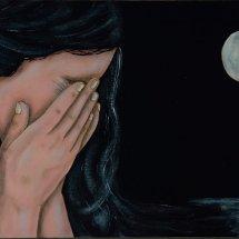 Exposición Mujeres de Sonaire Montero, El Desván, 16 jul-10 ago 2014