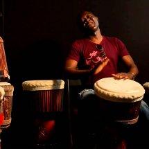 Talleres de danza y percusión africana en África Global Festival