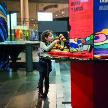 Actividades infantiles en museos, Navidad 2016