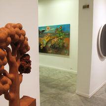 Exposición 'Trayecto SAC' reapertura sala en La Granja, 31 oct-5 dic 2014