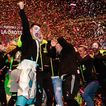 Cascarrabias, murga ganadora en el XXVII Concurso de Murgas del Norte