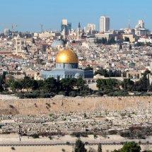 Jerusalén, la ciudad de las tres culturas, septiembre en el Ateneo