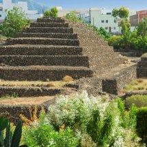 El Parque Etnográfico Pirámides de Güímar 14-18 may 2016