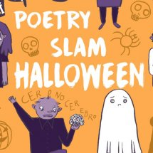 Poetry Slam Halloween17