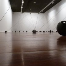 Exposición El dibujo fuera de sí, Cabrera Pinto jul-sept 2014