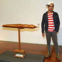 Ayose Domínguez, obtiene el Premio de Artes Plásticas 2013