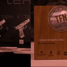 Fallo Premios Ciudad de Santa Cruz y Tenerife Noir Express 2018