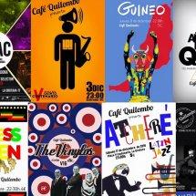 Diciembre perfecto en Quilombo programación 2016