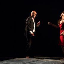 Provisional Danza, Nómada y Sebastián Calvo en Teatro Victoria