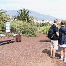 Ruta volcánica de Pirámides de Güímar