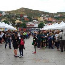 I Feria de cooperativas escolares, Puerto de la Cruz, 15 mayo 2015