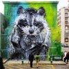 Bordalo II - Arte urbano y ecológico en vivo