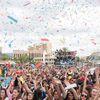 Gala elección de la Reina del Carnaval de Arona...