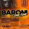 Baroni One Time en el Arcón