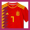 Expo: Camisetas de los Mundiales