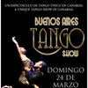 Buenos Aires Tango Show en el paraninfo
