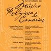 'XIV Festival de Música Religiosa de Canarias en...