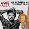 Coque Malla en concierto. 12 Festival de cortos...