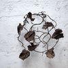 Exposición de esculturas de Evelina Martín en el...