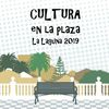 Cultura en la Plaza La Laguna 2019: Cancha deportiva...