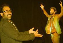 Néstor Bolaños y Juan Carlos Tacoronte