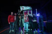 MiniFefas, ganadoras LALAcore 'general' 2017
