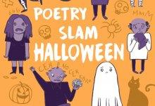 Poetry Slam Halloween port