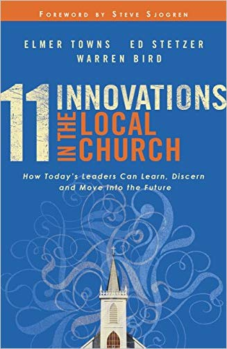 11 Innovations in the Local Church - 9780764216138
