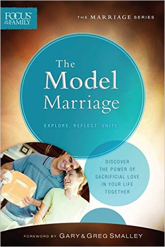 The Model Marriage - 9780764216848