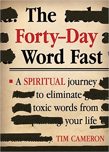 Forty-Day Word Fast - 9781629982212
