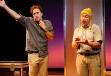 Helduen antzerkia /Teatro adultos: FIGURANTES