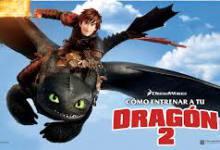 Haur zinea / cine infantil: COMO ENTRENAR A TU DRAGON 2 (3D)