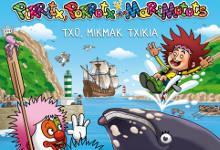 12:00 Pirritx, Porrotx eta Marimotots - TXO MIKMAK TXIKIA. BEC (Barakaldo)