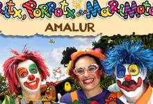 Pirritx, Porrotx eta Marimotots: Amalur