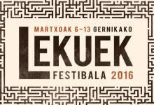 Gernikako LEKUEK 2016
