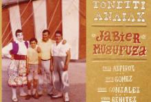 """Javier Muguruzaren """"Tonetti Anaiak"""" diskoaren aurkezpena"""