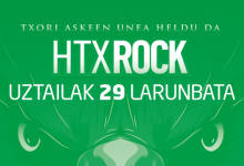 HATORTXU ROCK 20 [LARUNBATA]