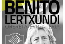 BENITO LERTXUNDI, Orereta/Errenterian
